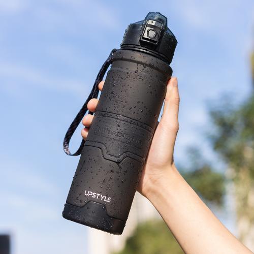 Бутылка Upstyle 500 мл черная