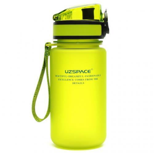 Бутылка Uzspace 350 мл зеленая