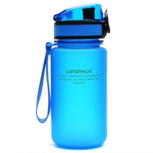 Бутылка Uzspace 350 мл синяя