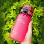 Бутылка Uzspace 350 мл розовая