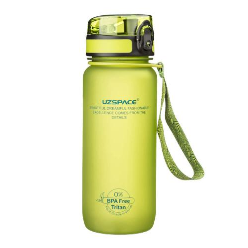 Бутылка Uzspace 650 мл зеленая