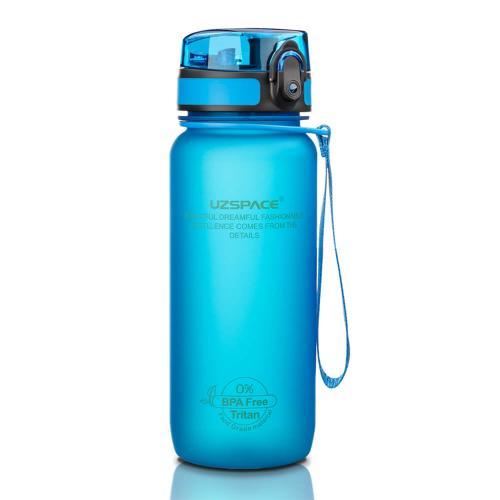 Бутылка Uzspace 650 мл синяя