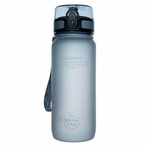 Бутылка Uzspace 650 мл серая