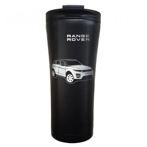 "Термокружка Classic ""Range Rover"" 500 мл черная"