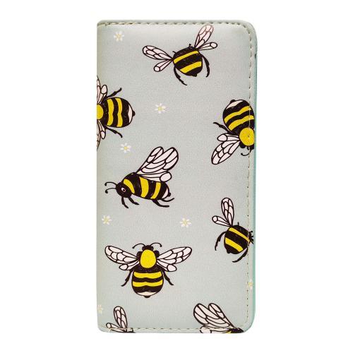 """Кошелек Honey """"Пчелы"""""""