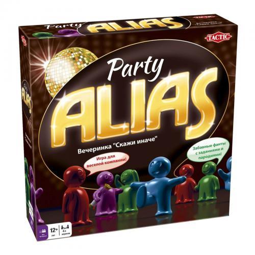 """Игра """"ALIAS: Party"""" (Алиас Вечеринка)"""