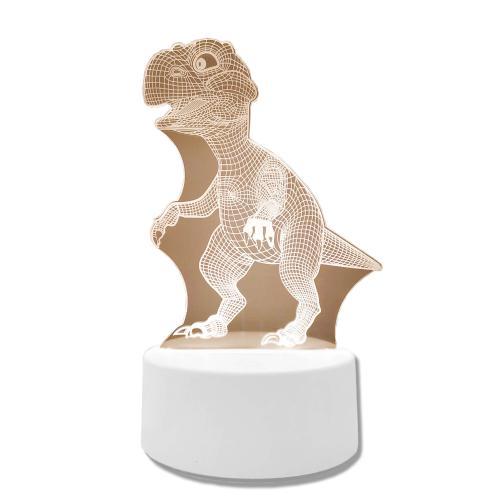"""Светильник 3D """"Динозавр"""""""