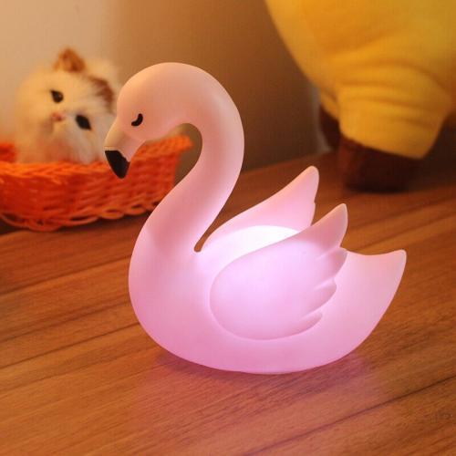 "Ночник детский ""Фламинго"""