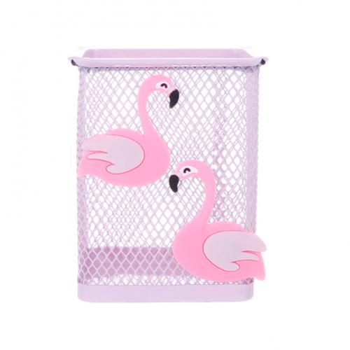 """Подставка для ручек """"Два Фламинго"""""""
