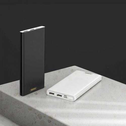 Внешний аккумулятор (power bank) Remax Bodi 10000 mAh RPP-149 черный