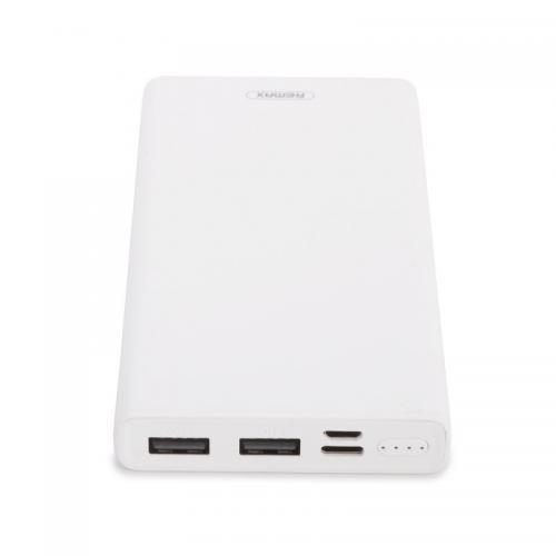 Внешний аккумулятор (power bank) Remax Bodi 10000 mAh RPP-149 белый