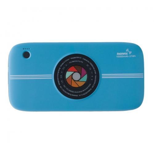 Remax Camera 10000 mAh RPP-91 голубой