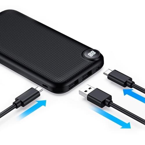 Внешний аккумулятор (power bank) Joyroom Blade 10000 mAh D-M218 синий