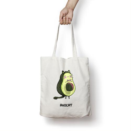 "Сумка-шоппер ""Avocat"" белая"