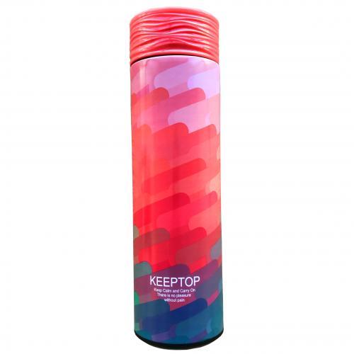 Термос Keeptop 450 мл розовый