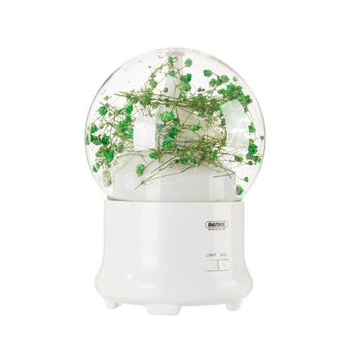 Увлажнитель воздуха Remax Aroma Lamp RT-A700 100 мл зеленый