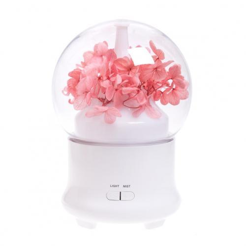 Увлажнитель воздуха Aroma Flower 100 мл розовый