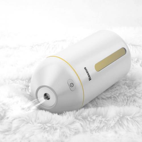 Увлажнитель воздуха Baseus Cute Mini 320 мл белый