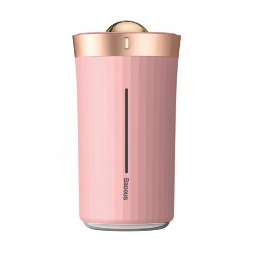 Увлажнитель воздуха Baseus Whale Car&Home 420 мл розовый