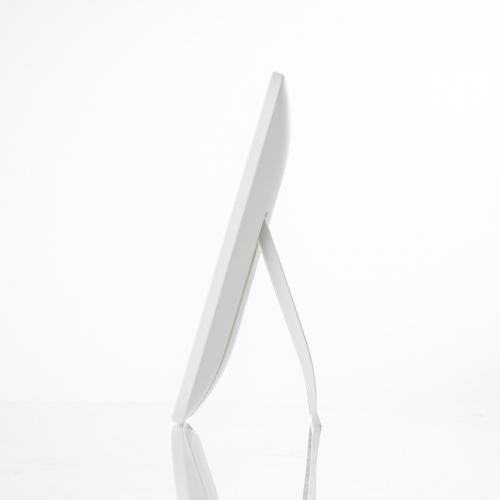 Косметическое зеркало с подсветкой LED Makeup NZ520 белое