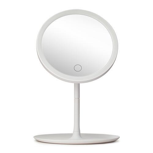 Косметическое зеркало с подсветкой LED Lighted белое